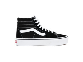 VANS UA SK8-HI BLACK TRUE WHITE