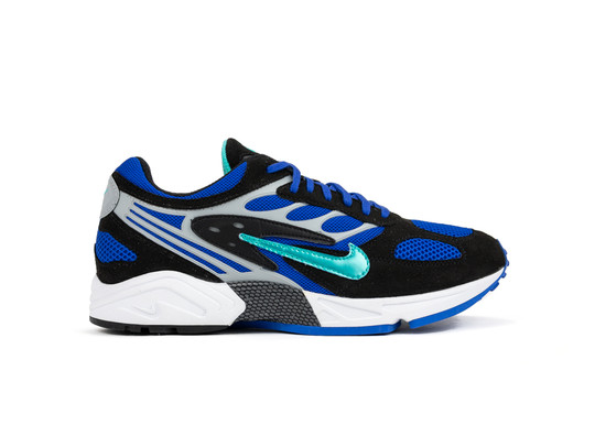 NIKE AIR GHOST RACER BLACK BLUE-AT5410-001-img-1