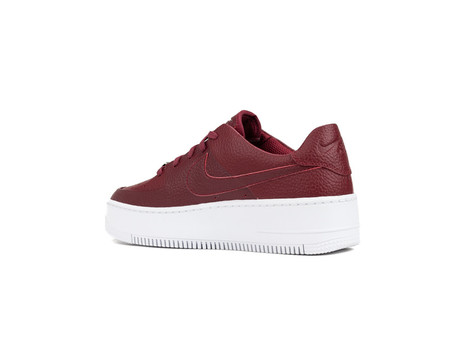 NIKE AIR FORCE 1 SAGE LOW TEAM RED TEAM RED NOBLE-AR5339-602-img-4