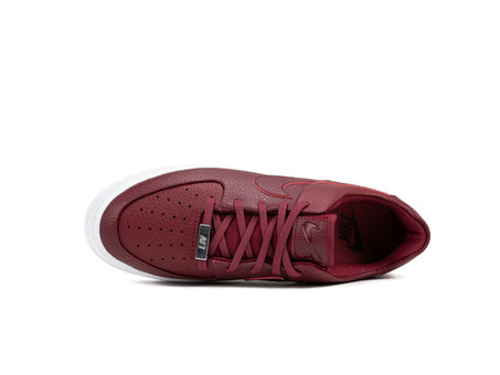 NIKE AIR FORCE 1 SAGE LOW TEAM RED TEAM RED NOBLE-AR5339-602-img-5
