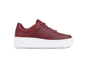NIKE AIR FORCE 1 SAGE LOW TEAM RED TEAM RED NOBLE-AR5339-602-img-1