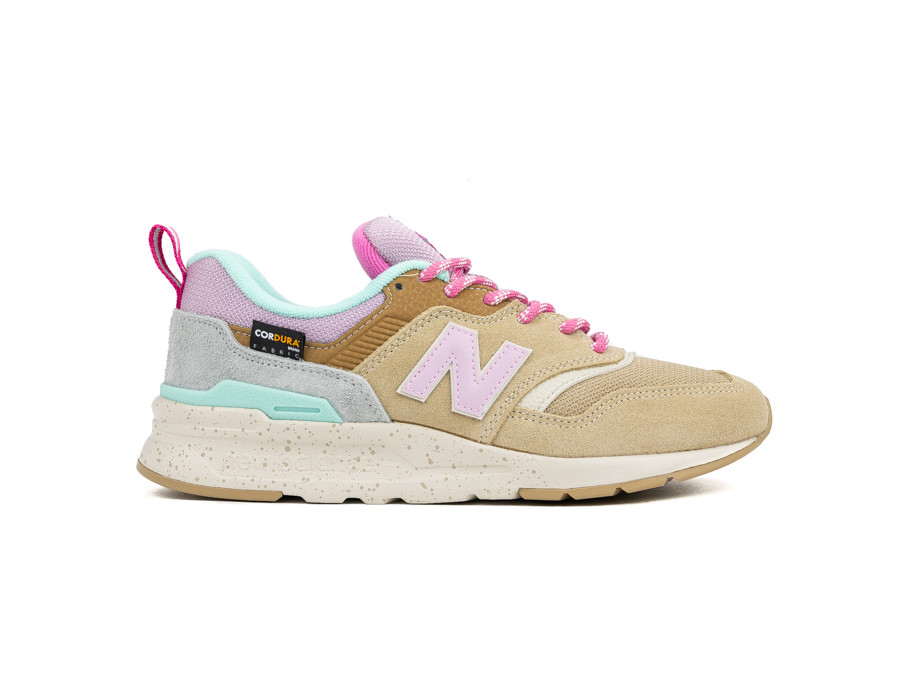 NEW BALANCE CW997HOA BROWN BLUE