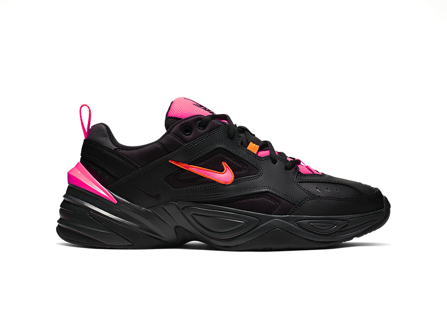 hot sale new products new concept NIKE WMNS M2K TEKNO BLACK SUNSET PULSE