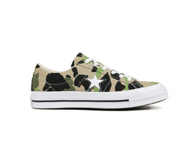 CONVERSE ONE STAR DUCK CAMO