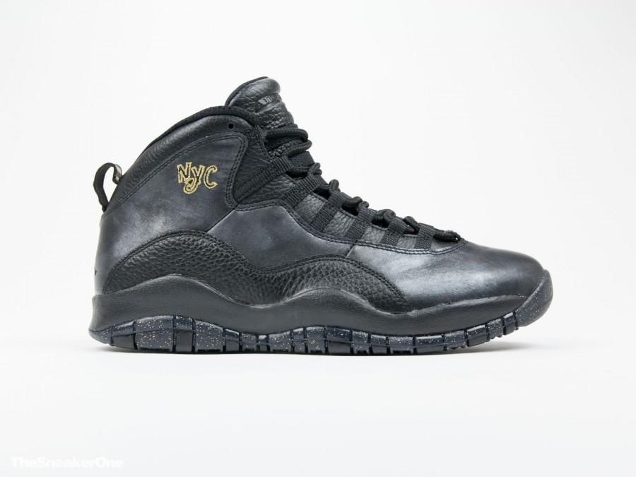 """Air Jordan X """"New York City"""""""