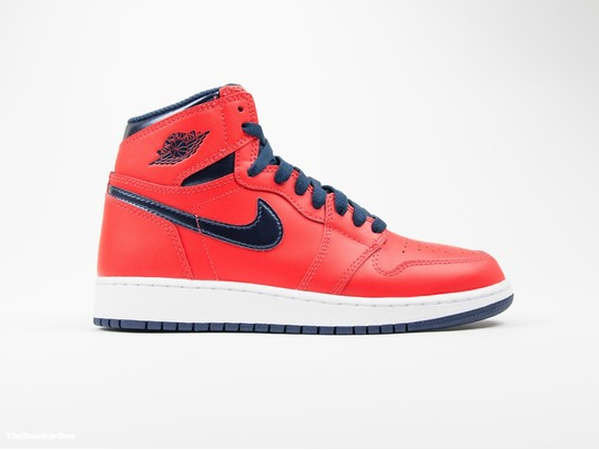 new product 1407d 62c61 Air Jordan 1 Retro High OG enfant Letterman-575441-606-img-1