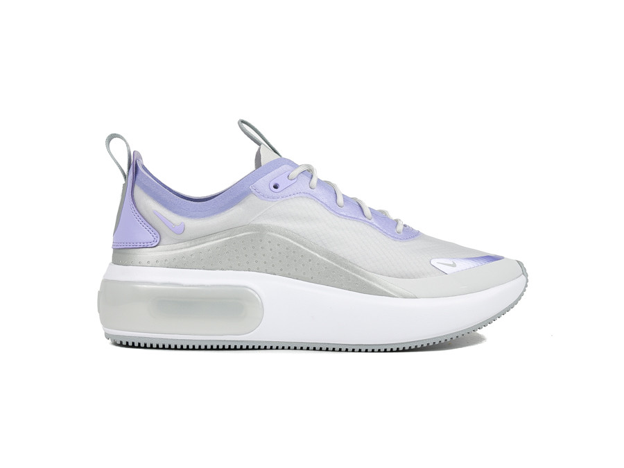 NIKE WOMEN AIR MAX DIA SE VAST GREY PURPLE AGATE M