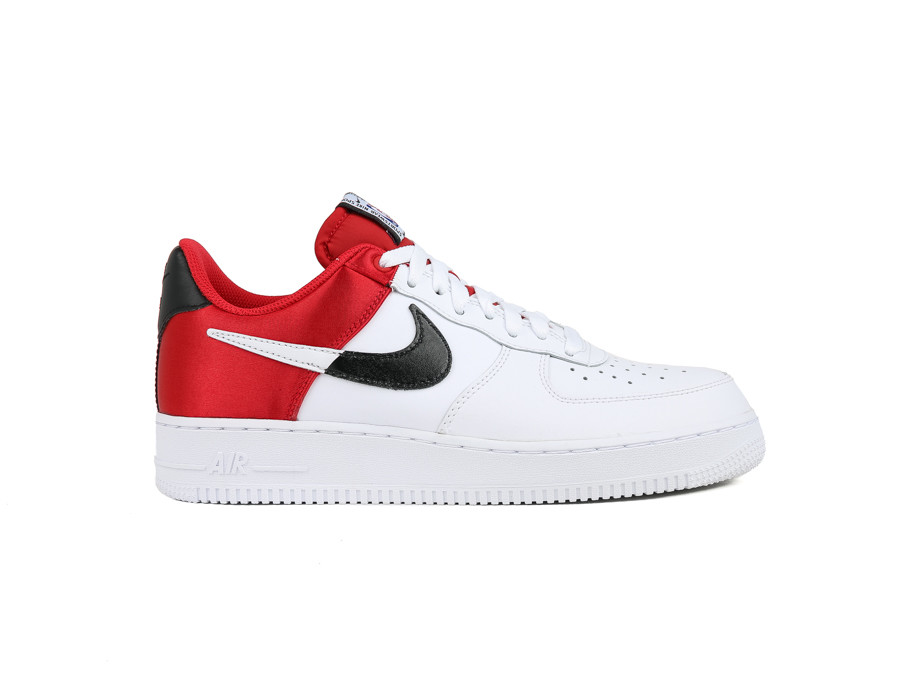 censura pulmón Sociable  NIKE AIR FORCE 1 07 LV8 1 UNIVERSITY RED WHITE BLACK WHITE - BQ4420-600 -  proximamente - TheSneakerOne