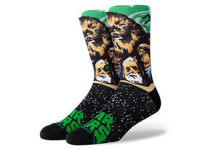 CALCETINES STANCE CHEWBACCA