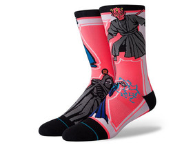 CALCETINES STANCE STAR WARS SITH