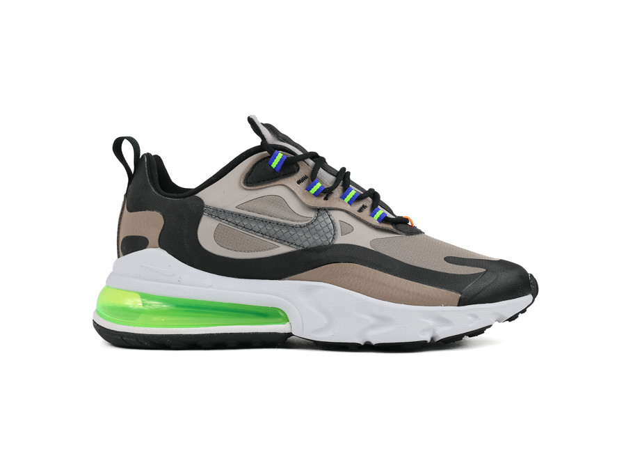 NIKE AIR MAX 270 REACT WTR SEPIA STONE BLACK MOON
