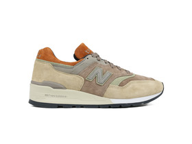 NEW BALANCE M997NAJ BROWN