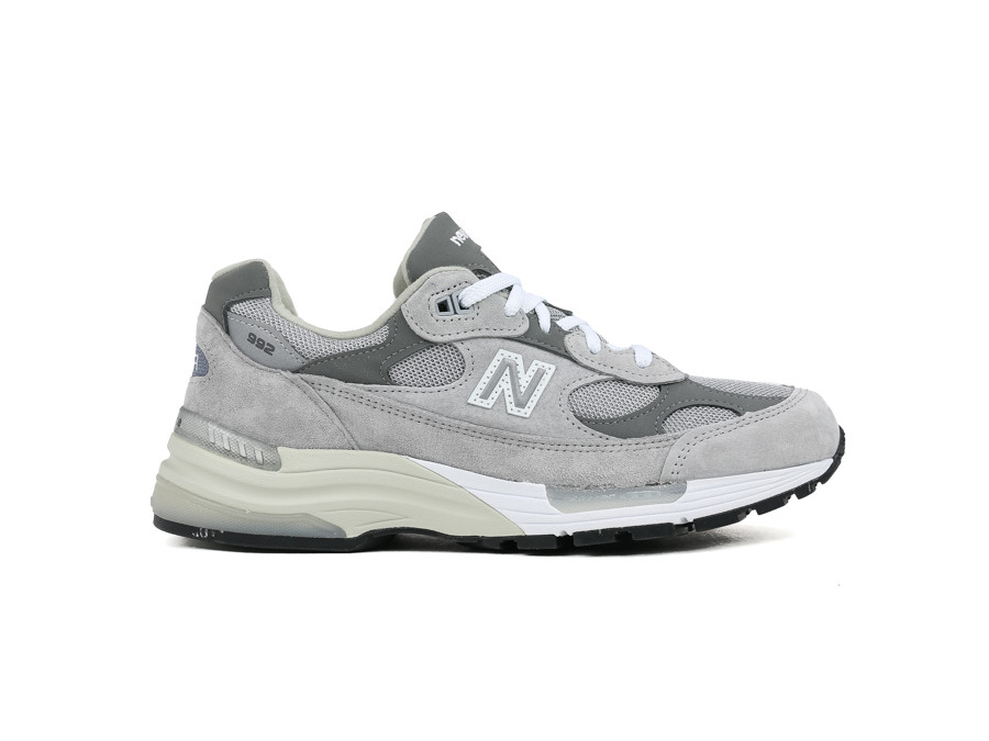 Th objetivo Disturbio  NEW BALANCE M992GR GREY - M992GR - zapatillas sneaker - TheSneakerOne