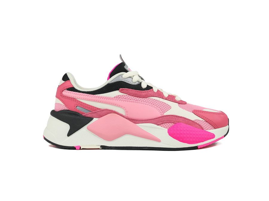 PUMA RS-X³ PUZZLE RAPTURE ROSE
