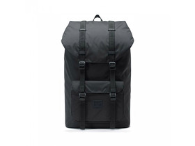 HERSCHEL LITTLE AMERICA LIGHT BLACK