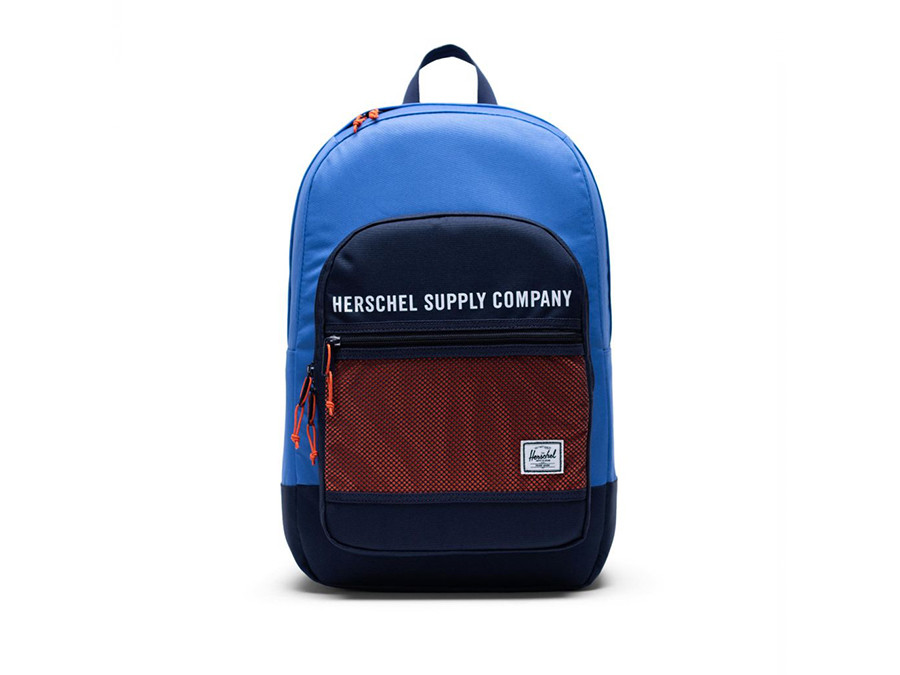 MOCHILA HERSCHEL SUPPLY KAINE BLUE PEACOT