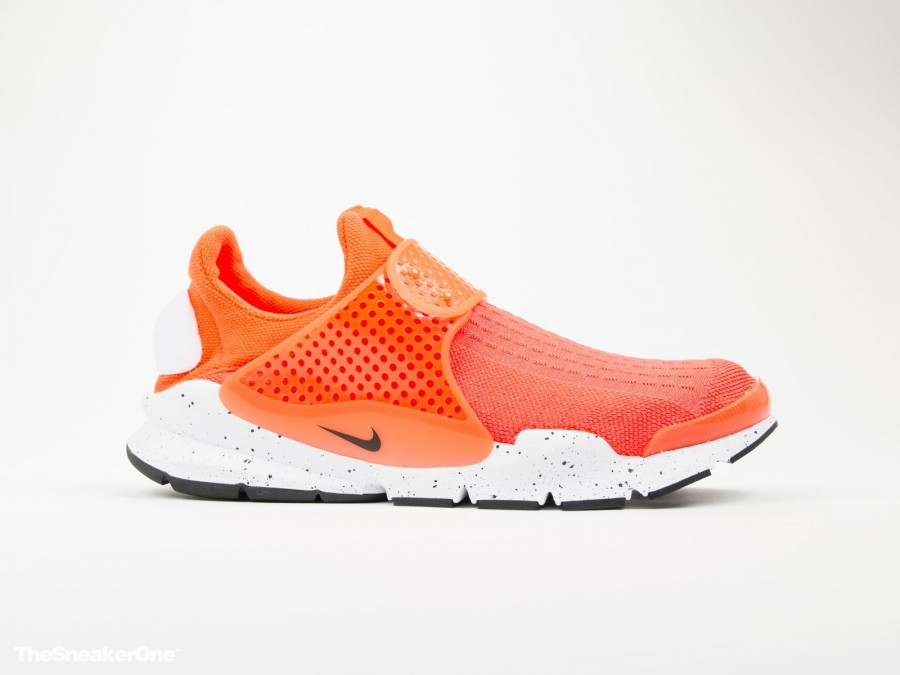 Nike Sock Dart SE Total Crimson White