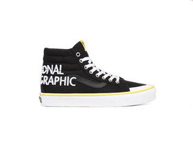NATIONAL GEOGRAPHIC X VANS...