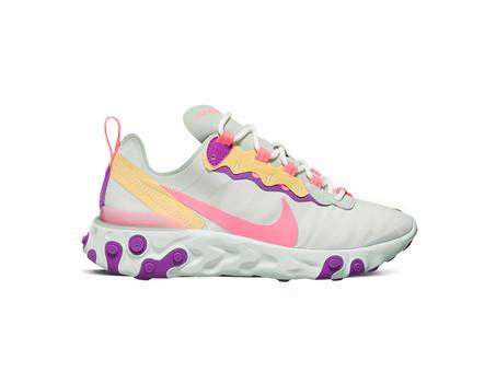 Nike Classic Cortez Nylon Pink Wmns