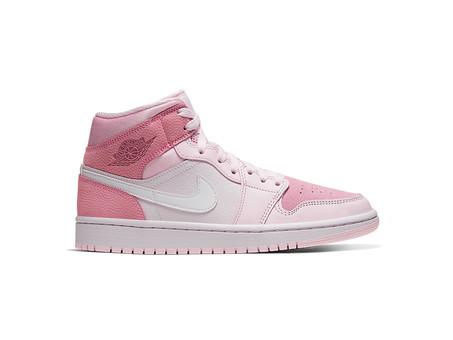 air jordan 1 chica rosa