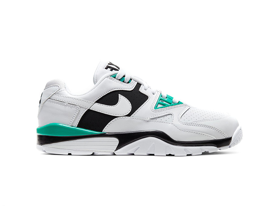 NIKE AIR CROSS TRAINER 3 LOW WHITE GREEN