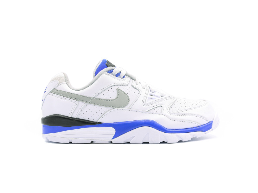 NIKE AIR CROSS TRAINER 3 LOW WHITE BLUE