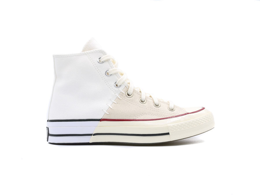 CONVERSE CHUCK 70 RESTRUCTURED WHITE
