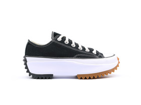 CONVERSE RUN STAR HIKE LOW BLACK