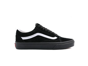 VANS OLD SKOOL BLACK SUEDE