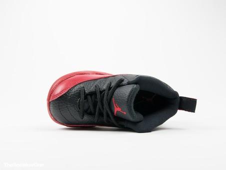 Air Jordan Retro XII Flu Game negra y roja niño-850000-002-img-6