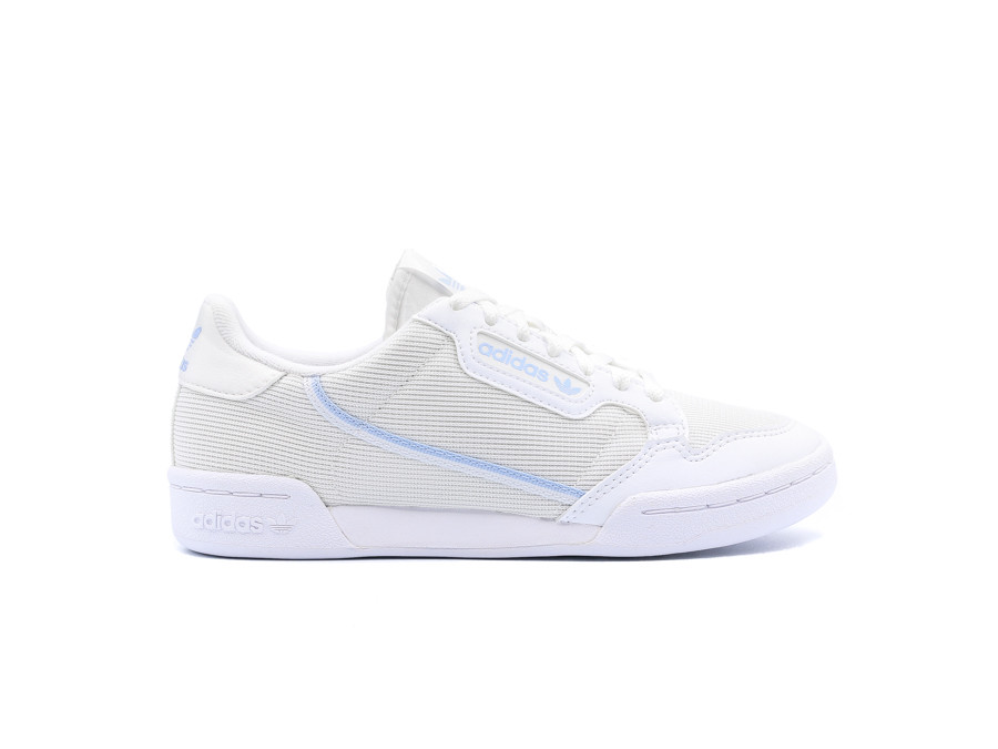 ADIDAS CONTINENTAL 80 W WHITE