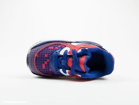 Nike Air Max 90 Premium Mesh Toddler-724884-401-img-6