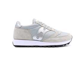 SAUCONY JAZZ 81 GREY SILVER