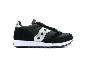 SAUCONY JAZZ 81 BLACK SILVER