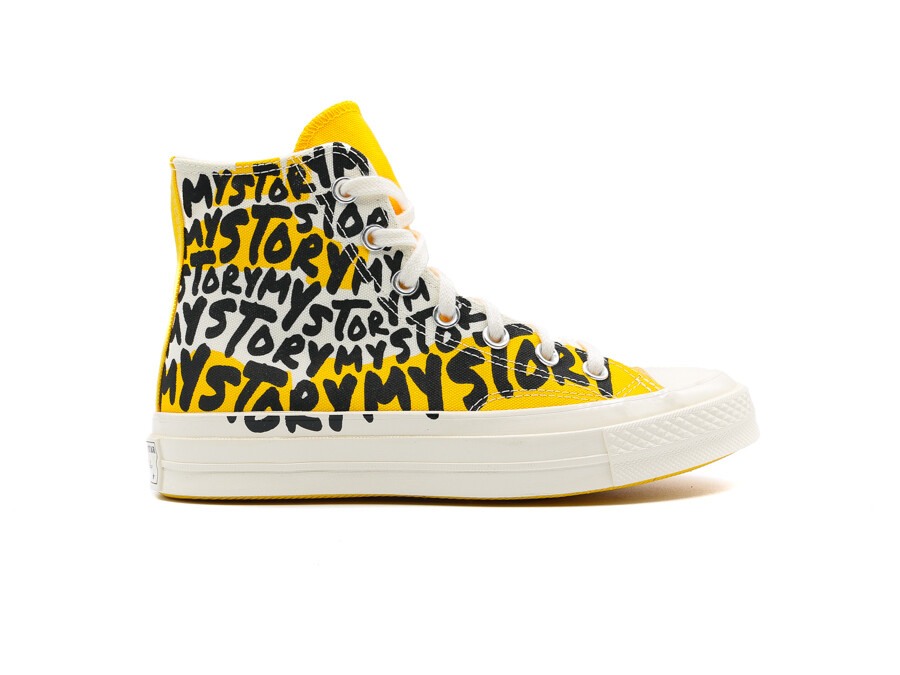 CONVERSE CHUCK 70 MY STORY YELLOW