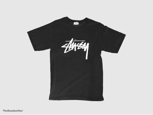 Camiseta Stussy Stock Tee Blanca-1903803-img-1