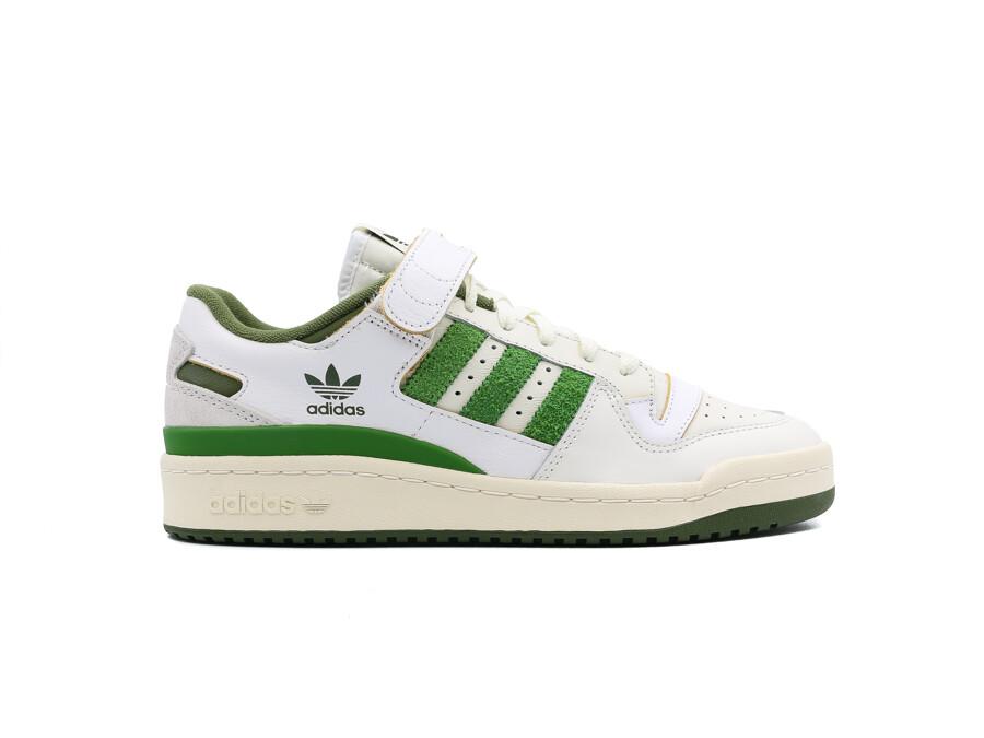 ADIDAS FORUM 84 LOW WHITE GREEN