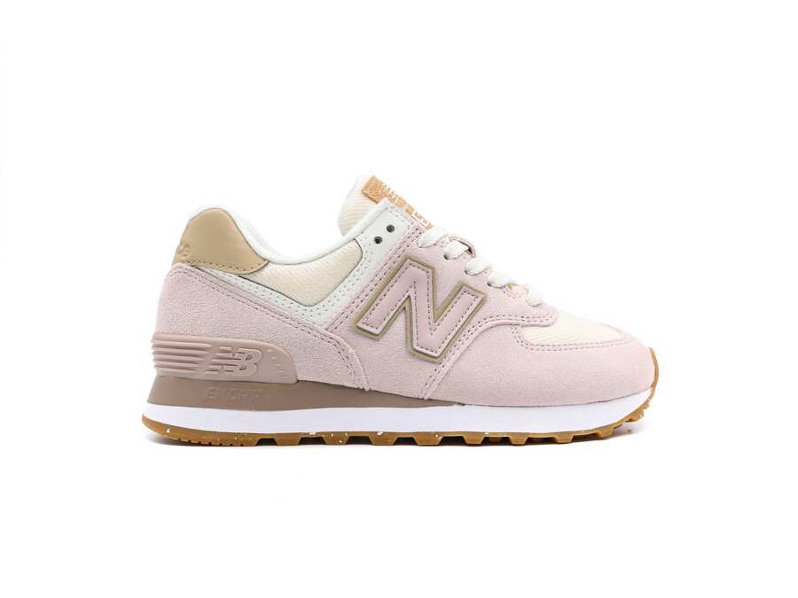 NEW BALANCE 574 SUSTAINABILITY PACK SPACE PINK