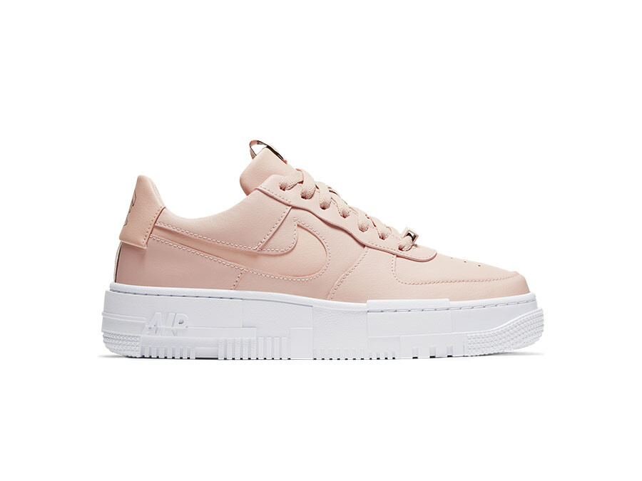 NIKE AIR FORCE 1 PIXEL PARTICLE BEIGE-PARTICLE BEI