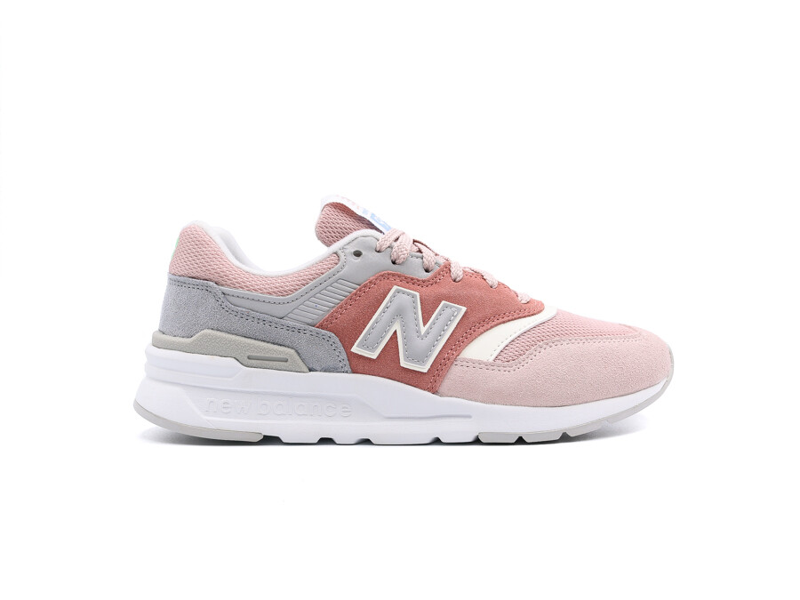 NEW BALANCE 997H HIGHER LEARNING PINK GREY