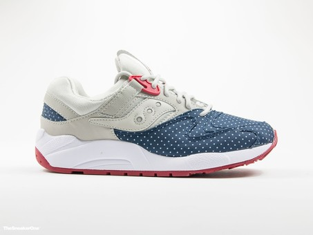 Saucony Originals Grid 9000 Dot Pack Tan/Nay-S70256-1-img-1