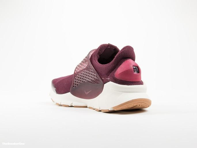 Nike Wmns Sock Dart Light SE Night Maroon-848475-600-img-4