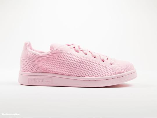 adidas Stan Smith Primeknit Pink Glow-S80064-img-1