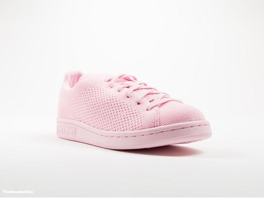 adidas Stan Smith Primeknit Pink Glow-S80064-img-2