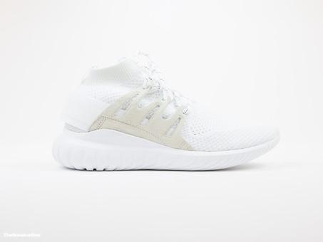 adidas Tubular Nova PK White