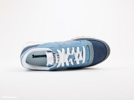 Saucony Originals Jazz O Denim LT Blue-S70253-3-img-4