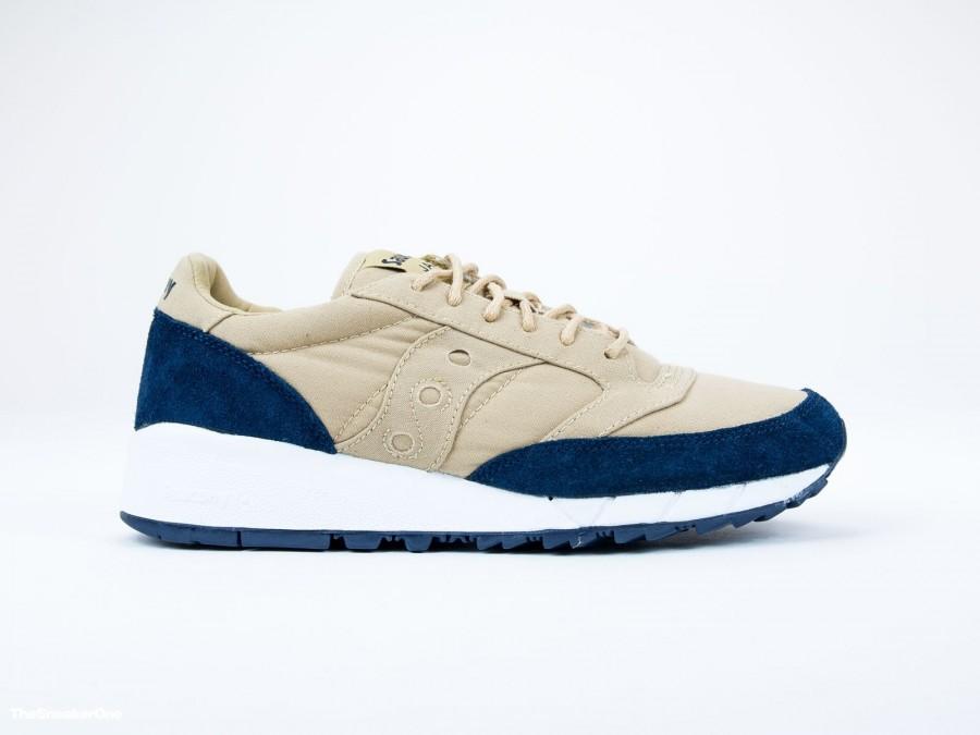 Saucony Originals Jazz O Denim S70216 Tan/azul S70216 Denim 6 TheSneakerOne 0b7a09
