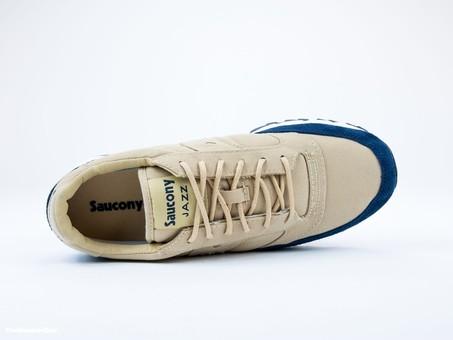 Saucony Originals Jazz O Denim Tan/Blue-S70216-6-img-4