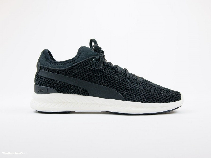 Puma Ignite Sock Knit Black-361060-03-img-1