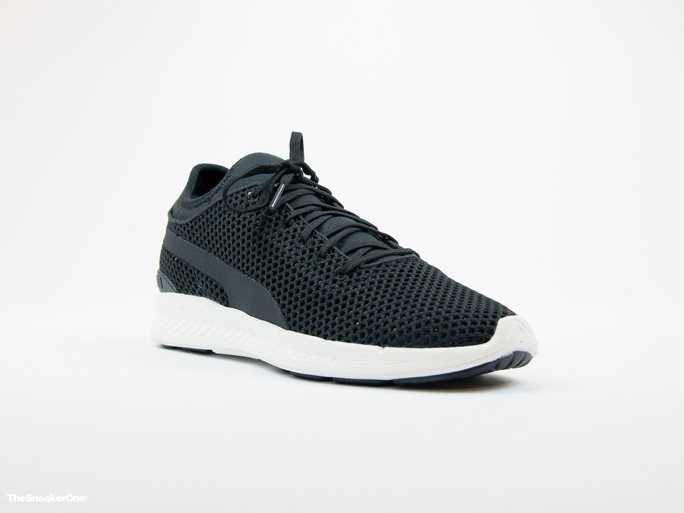 Puma Ignite Sock Knit Black-361060-03-img-2